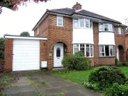 semi detached home in Kingsbury Road, ST JOHNS