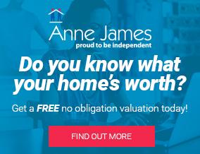 Get brand editions for Anne James Estate Agents, Bristol
