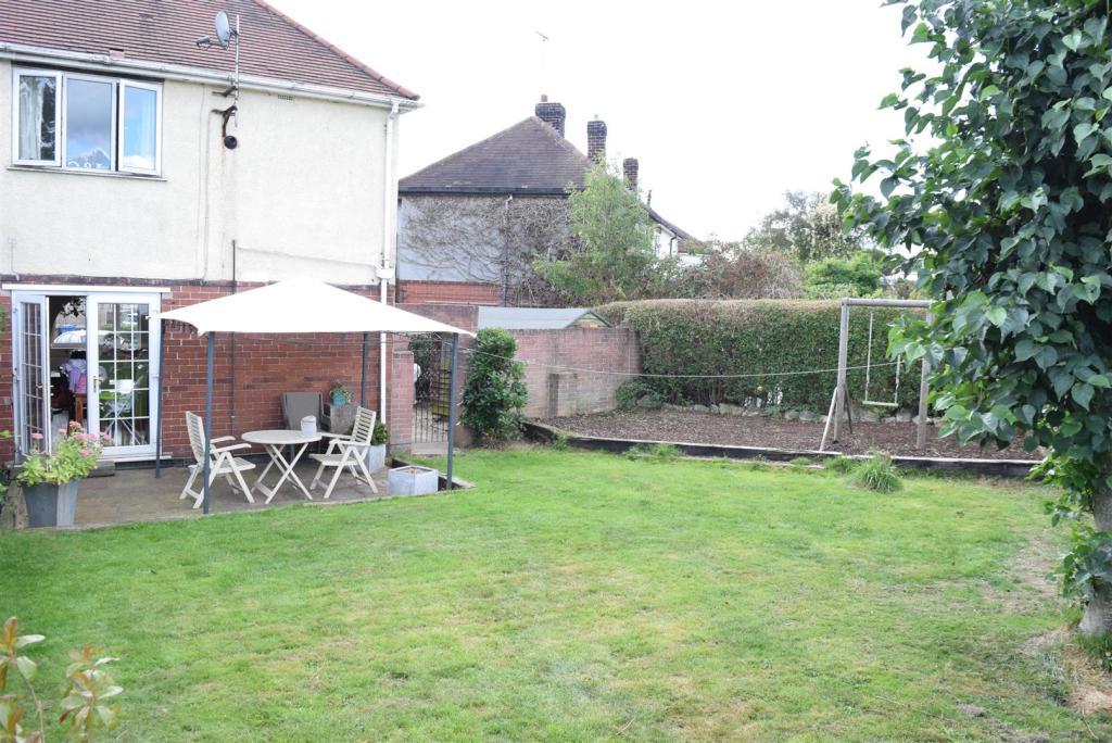 Gardens Rear Second