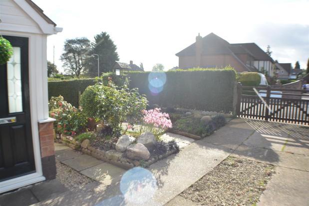 Gardens front