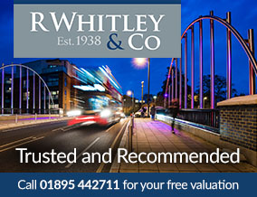 Get brand editions for R Whitley & Co, West Drayton
