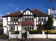 semi detached house in Kinnaird Avenue, Bromley...