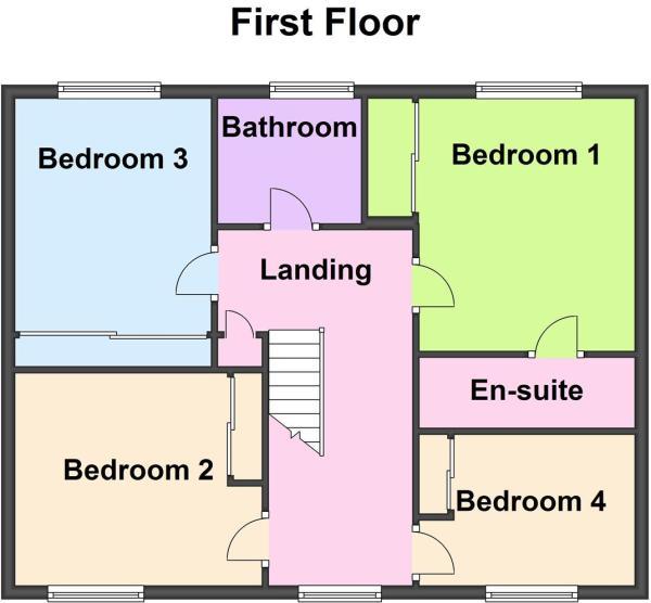 Copenhagen - Floor 1