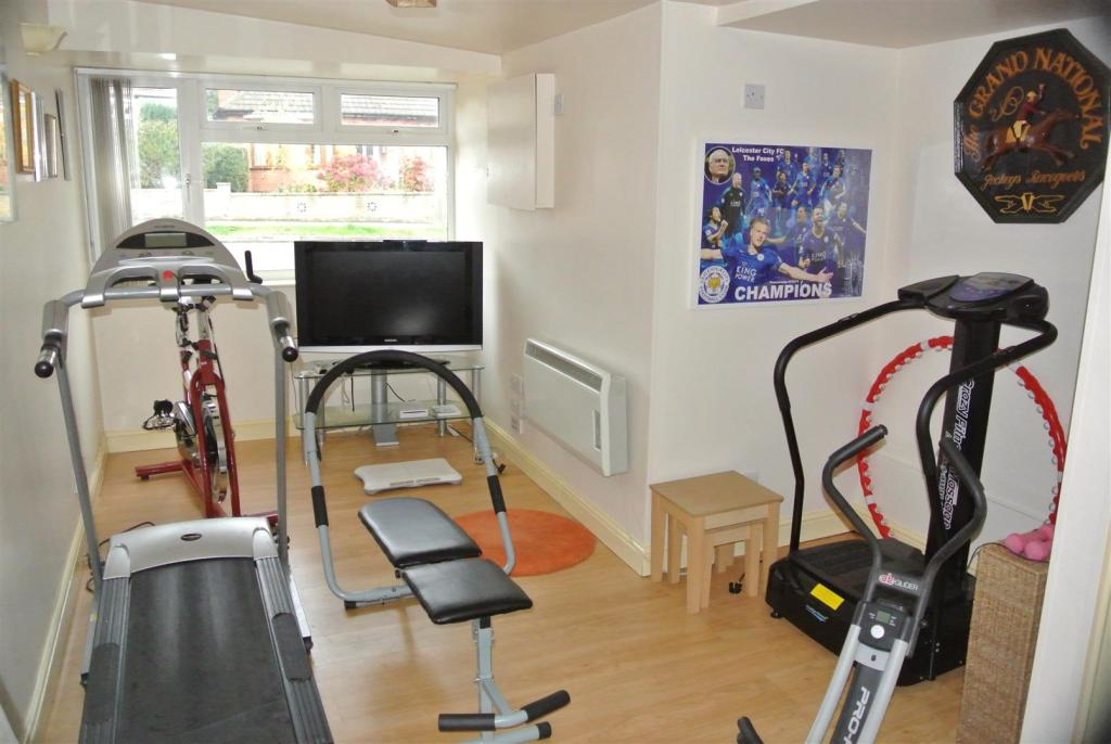 Gym/Playroom
