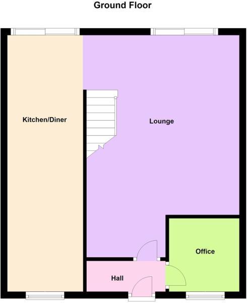 7 Gorse Lane - Floor