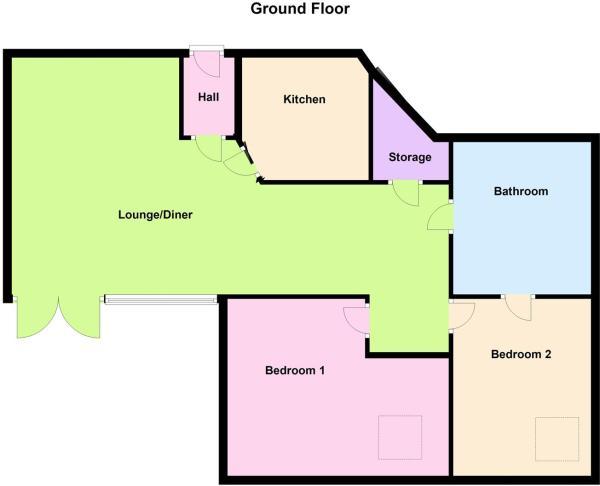 Flat 35 checkland ro