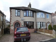 3 bed semi detached house in Haddon Road, Buxton...