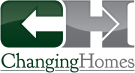 Changing Homes Estate Agents, Weymouth logo