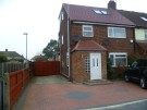 4 bed semi detached property in Abbs Cross Lane...