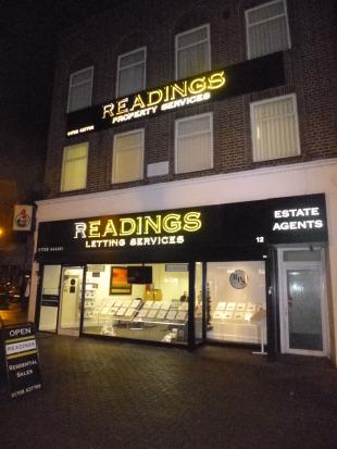 Readings Property Services, Elm Parkbranch details