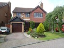 Detached property in Southey Way, Larkfield...