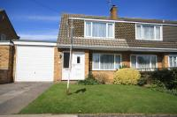 semi detached property for sale in Greenlands Way, BRISTOL