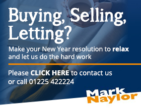 Get brand editions for Mark Naylor Estate Agents Ltd, Bath - Sales