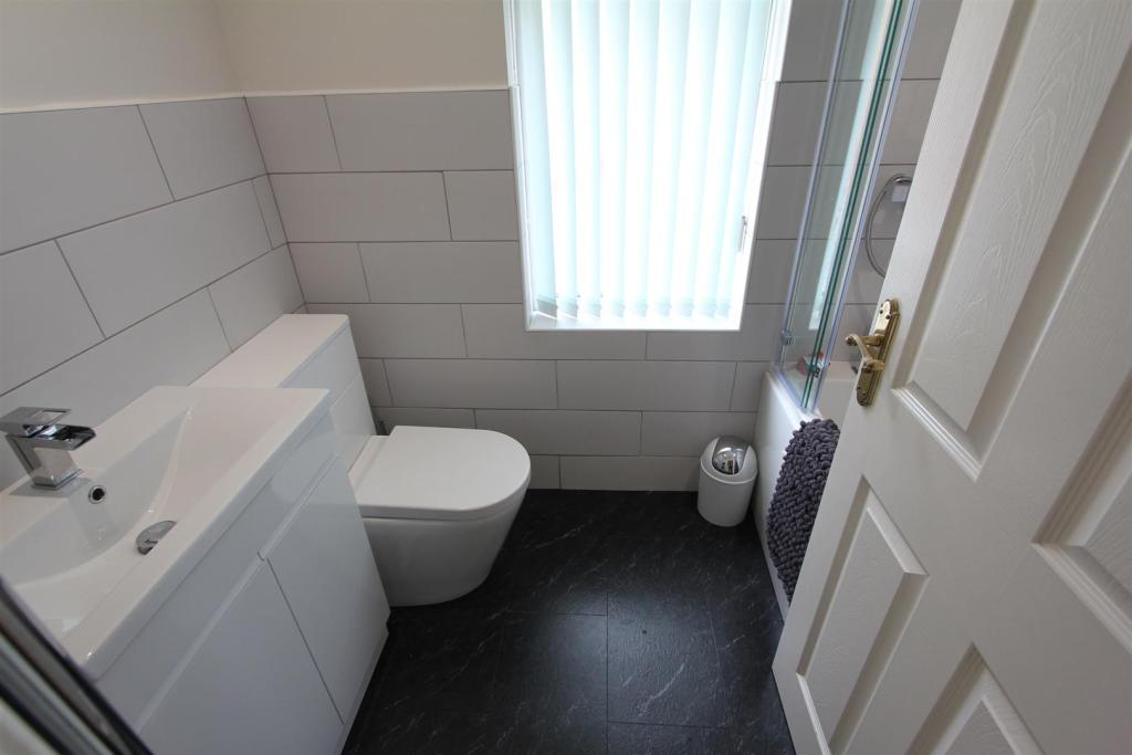 Refitted bathroom