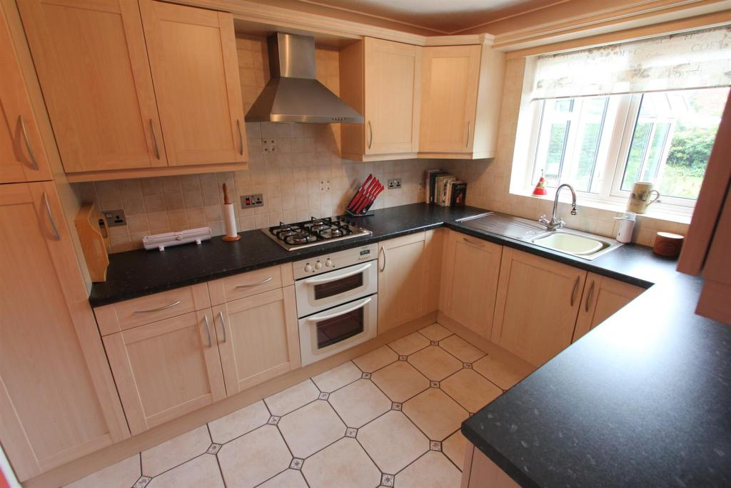 Refitted kitchen to