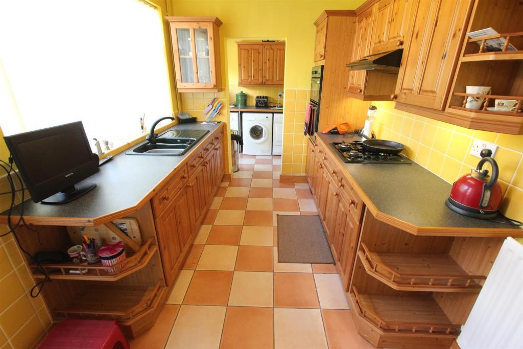 Kitchen to rear