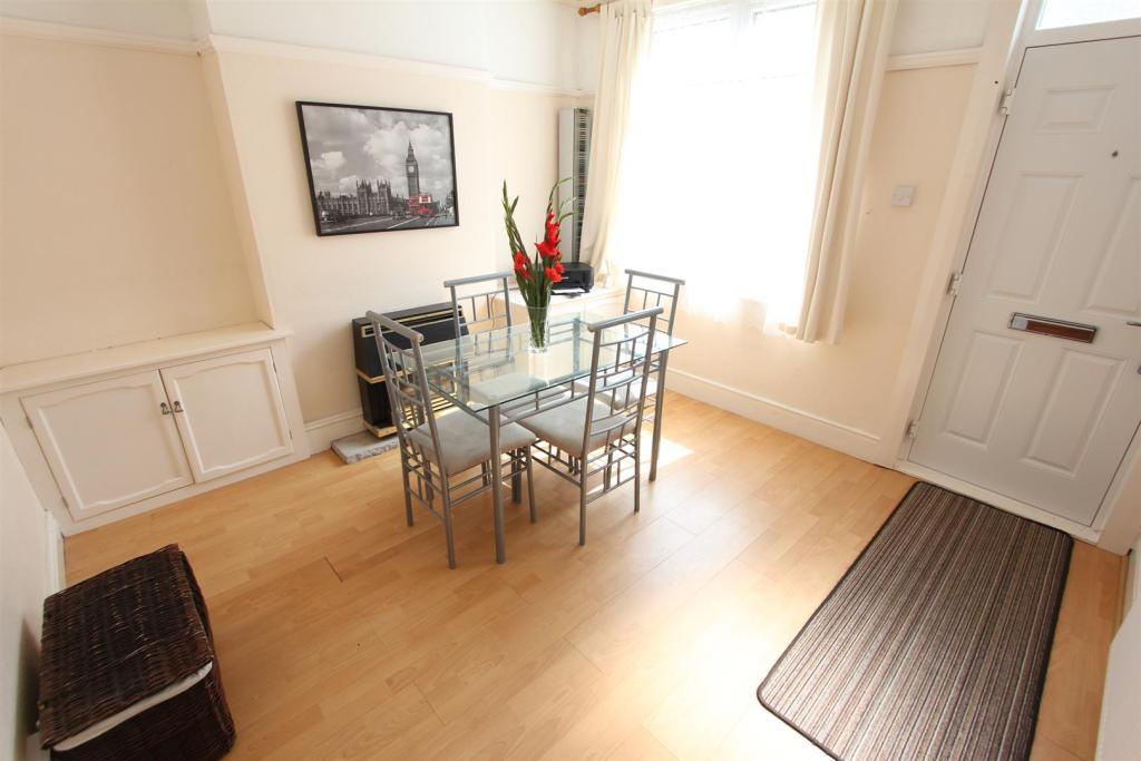Front dining room