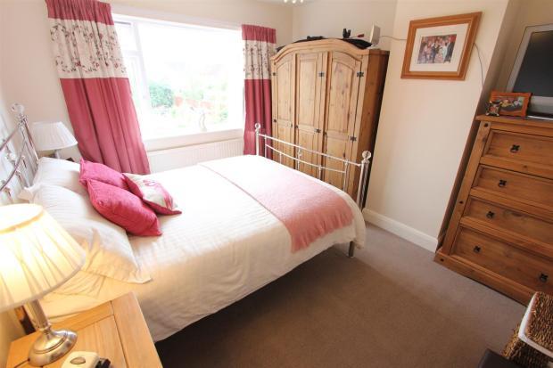 Rear bedroom one