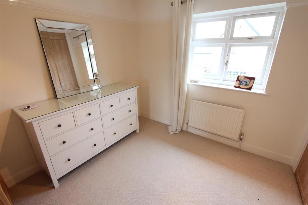 Bedroom five to rear