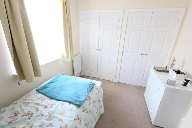 Bedroom two to front