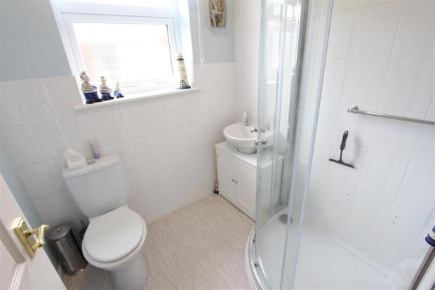 Refitted Shower Room