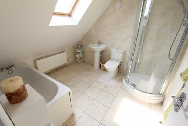 BATHROOM TO FRONT