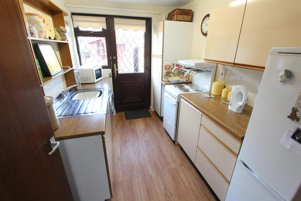 Kitchen to Rear