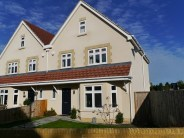 semi detached house for sale in Chestnut Walk, Saltford...