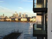 2 bed Flat in Wharf Street, London SE8