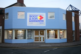 Boot & Son Chartered Surveyors, Cannockbranch details