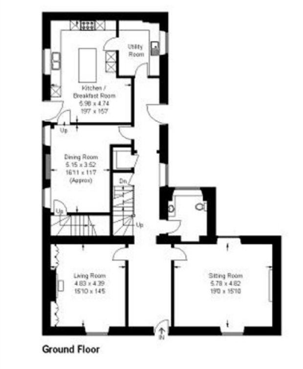 Floor Plans - Ground