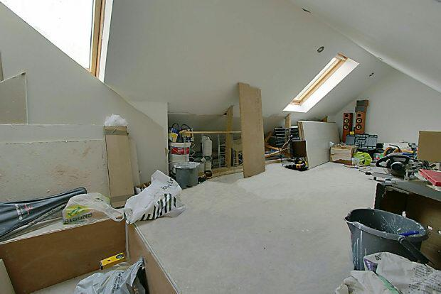 Converted Roof Space