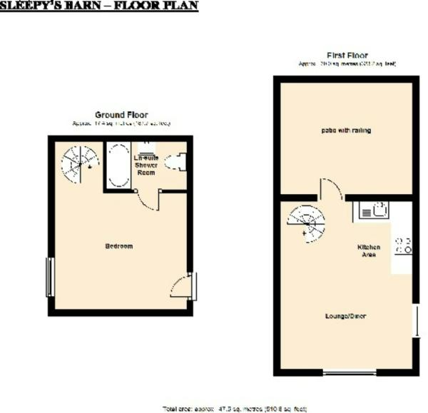 Sleepys Barn Floor Plans