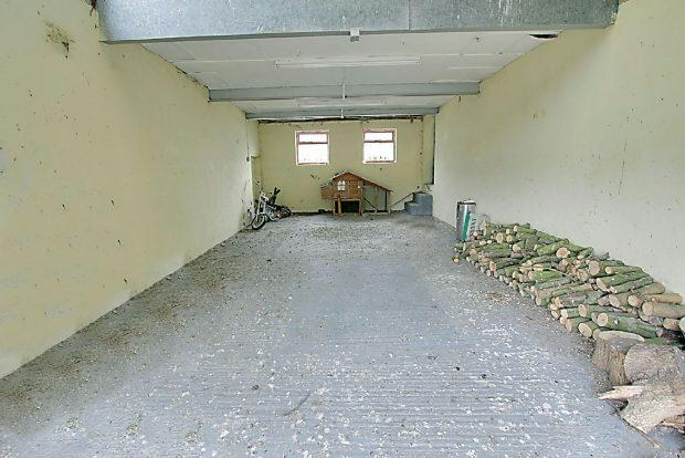 Old Milking Parlour