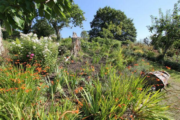 Lower Garden.