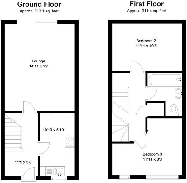 12 Fairbank - Floor
