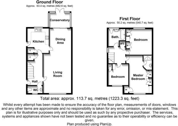Floor Plan 14, Halla