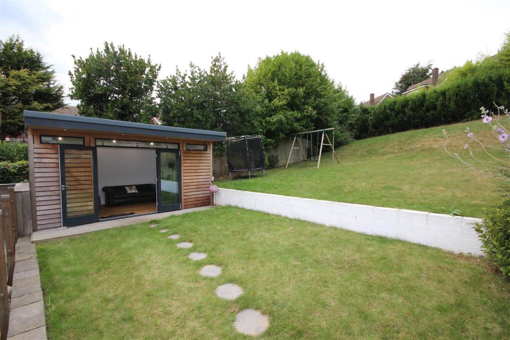 Large garden cabin