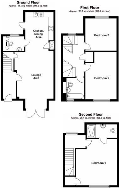 Oldbury Road - floor