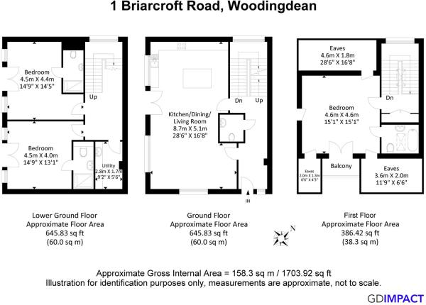 1 ABriarcroft Road,