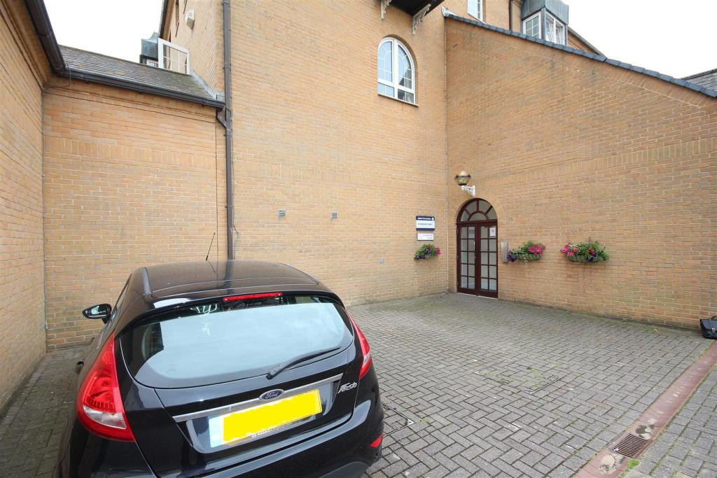 Parking example for