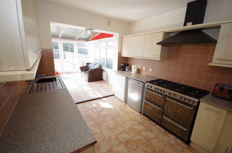 Kitchen throug...