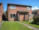 semi detached house in Bartlett Close...
