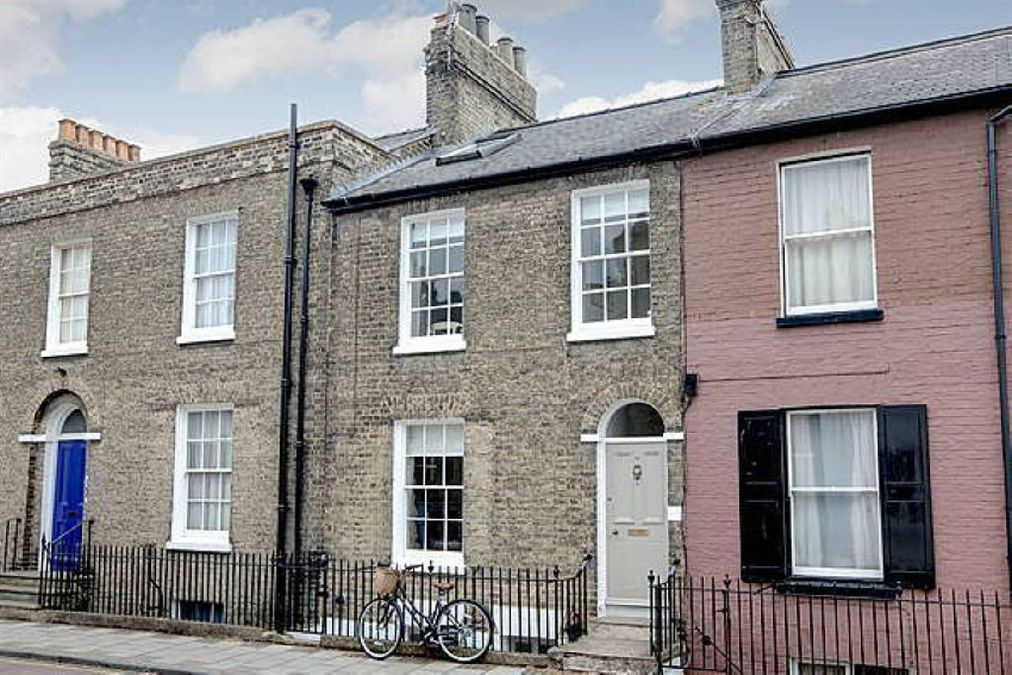 3 Bedroom House For Sale In Clarendon Street Cambridge Cambridge Cambridgeshire Cb1 Cb1