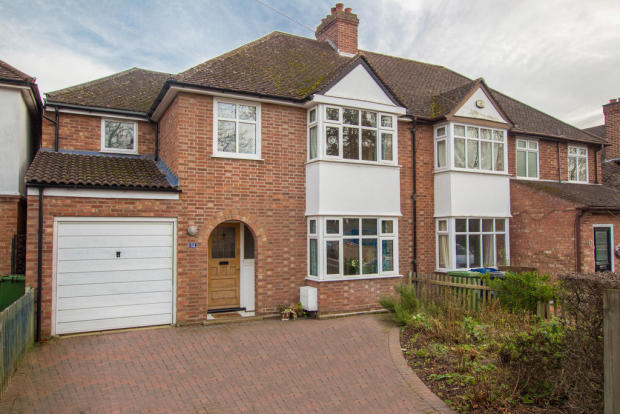 4 Bedroom Semi Detached House For Sale In Hinton Way