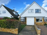 2 bed semi detached house in Conway Avenue...