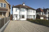 Eastwood Road semi detached house for sale