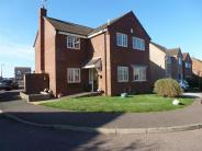 4 bedroom Detached house in Norman Drive, Stilton...