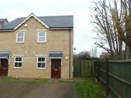 2 bed semi detached home in Tower Close, Ramsey...
