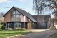 Detached property for sale in Wicklewood, Wymondham